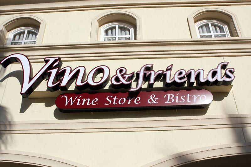 Vino & Friends Fresno