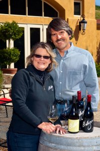 Carl and Pam Bowker produce 6-8 Rhône varietals on the Caliza property, including the Tanzer International 91-point rated Azimuth